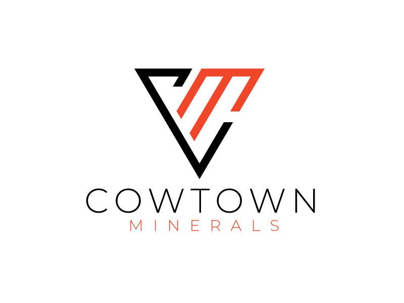 Cowtown Minerals logo design by REDCROW