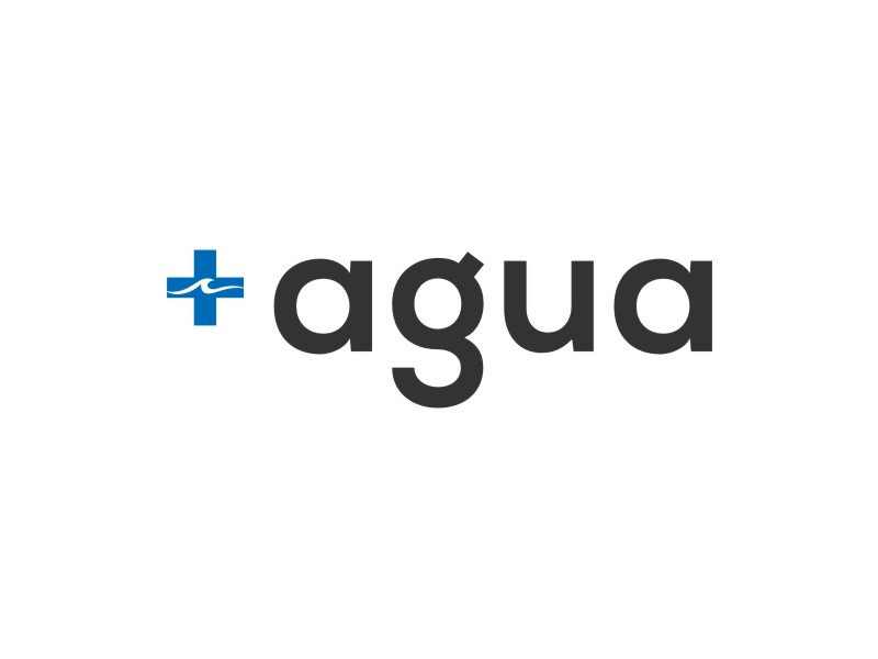 + Agua logo design by jancok
