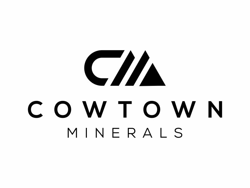 Cowtown Minerals logo design by Mardhi