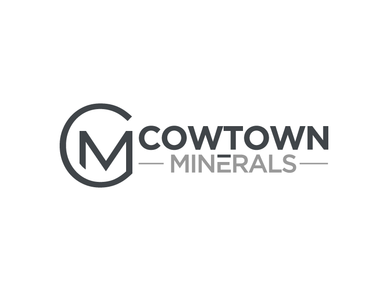 Cowtown Minerals logo design by Erasedink