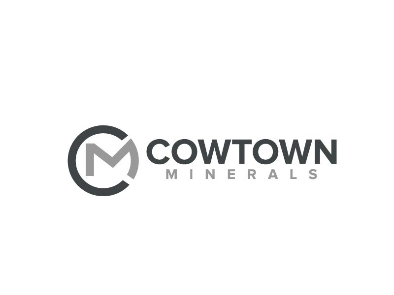 Cowtown Minerals logo design by jaize