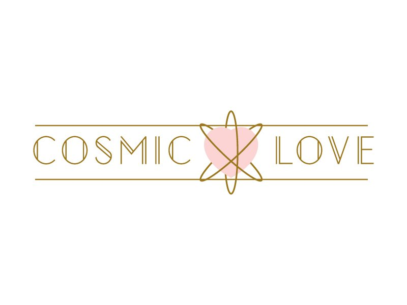 Cosmic Love Logo Design