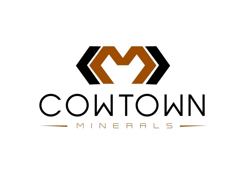 Cowtown Minerals logo design by Blackship_studio