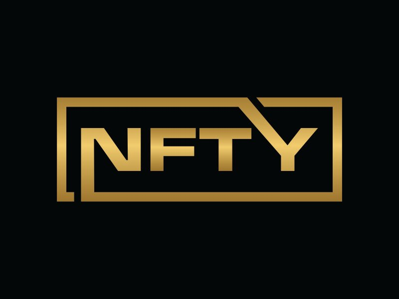 NFTY logo design by ozenkgraphic