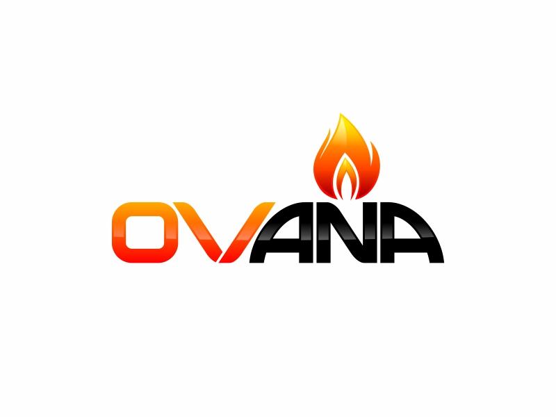Ovana logo design by Realistis