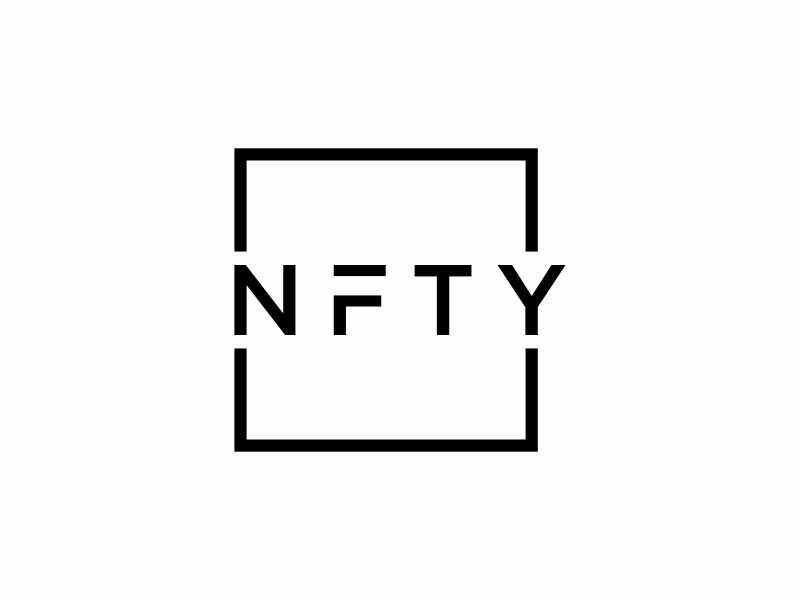 NFTY logo design by hopee