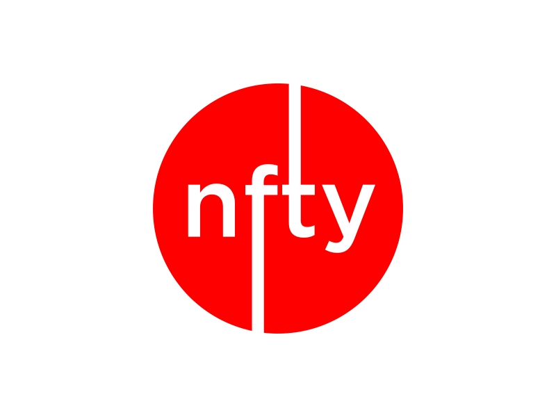 NFTY logo design by GassPoll