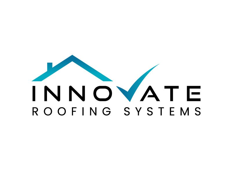 Innovate Roofing Systems Logo Design