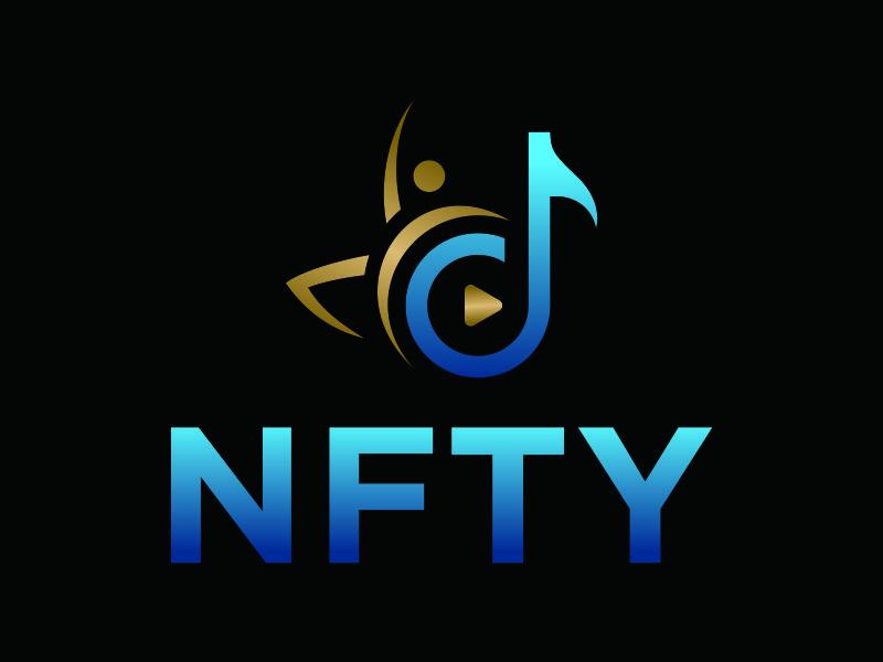 NFTY logo design by HERO_art 86