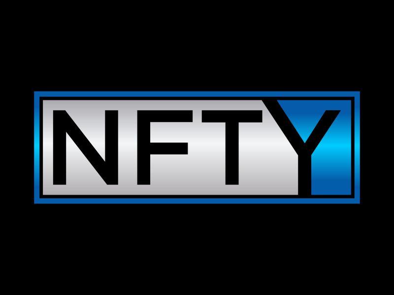 NFTY logo design by Franky.