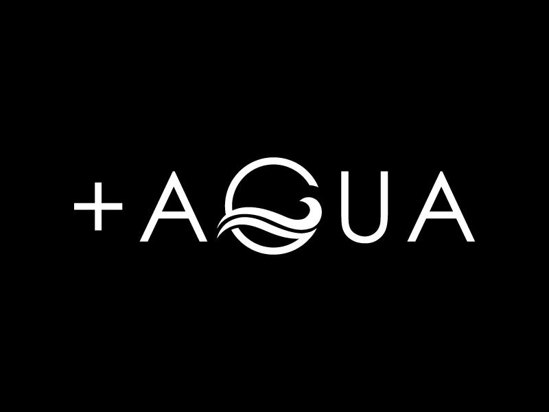 + Agua logo design by denfransko