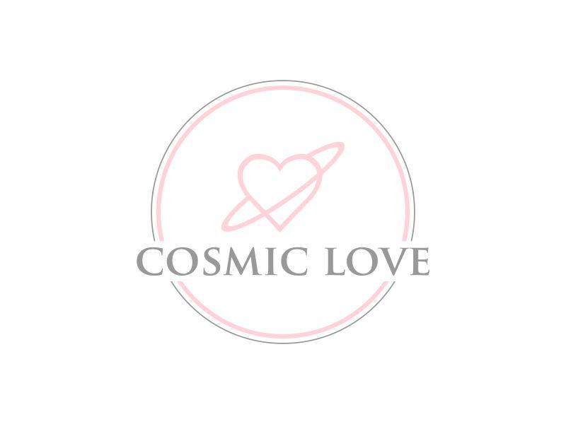 Cosmic Love logo design by ingepro