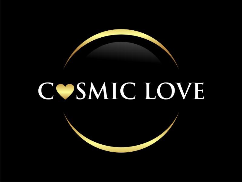 Cosmic Love logo design by sheila valencia