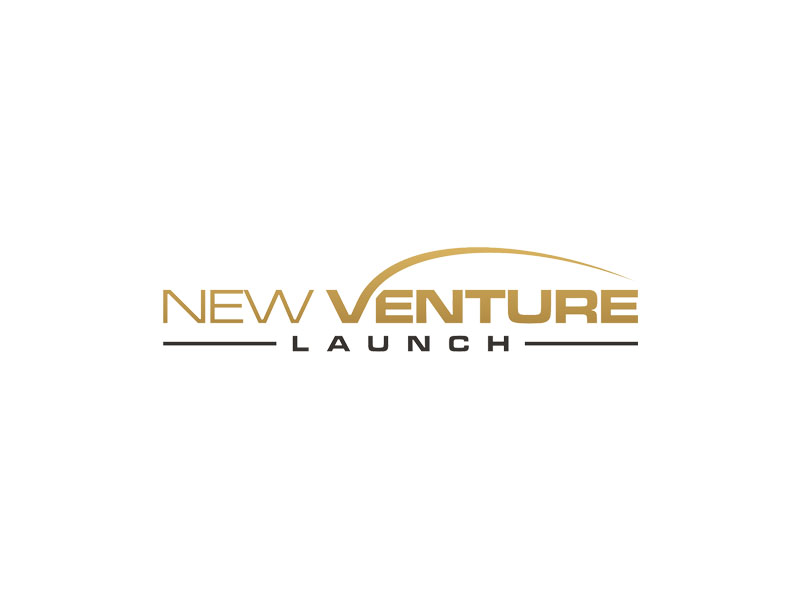New Venture Launch logo design by Rizqy