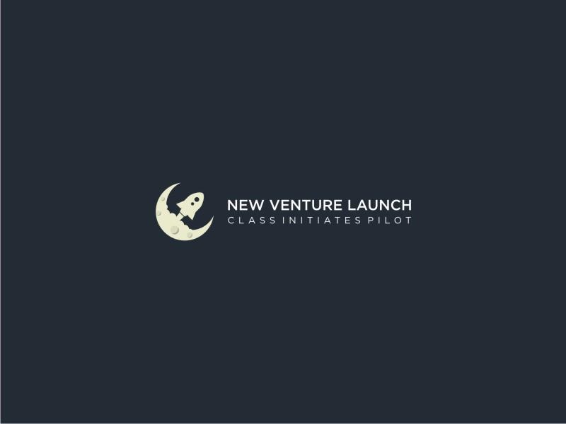 New Venture Launch logo design by Susanti