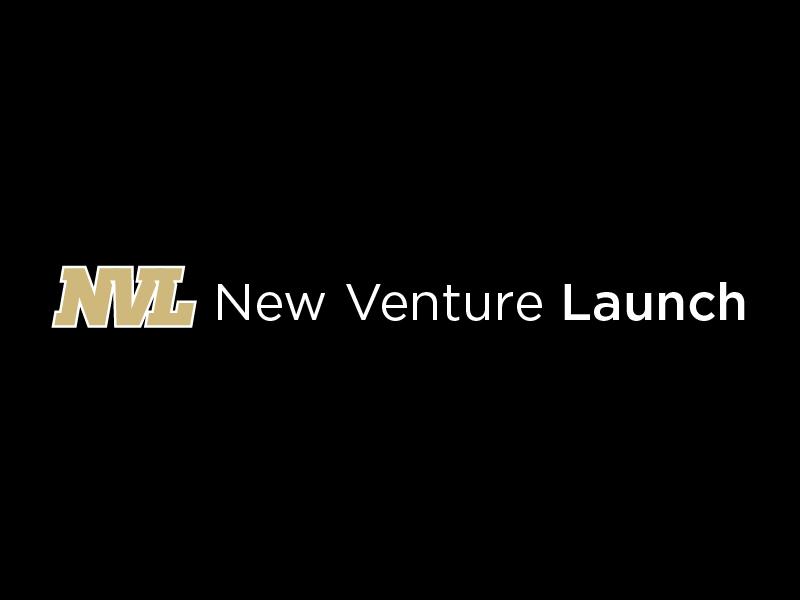 New Venture Launch logo design by cybil