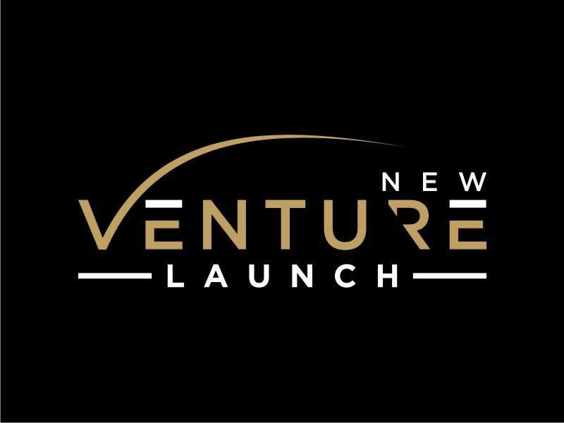 New Venture Launch logo design by Arto moro