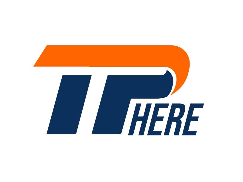 TP HERE logo design by serprimero