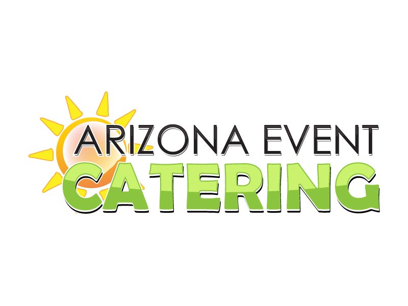 Arizona Event Catering logo design by xien