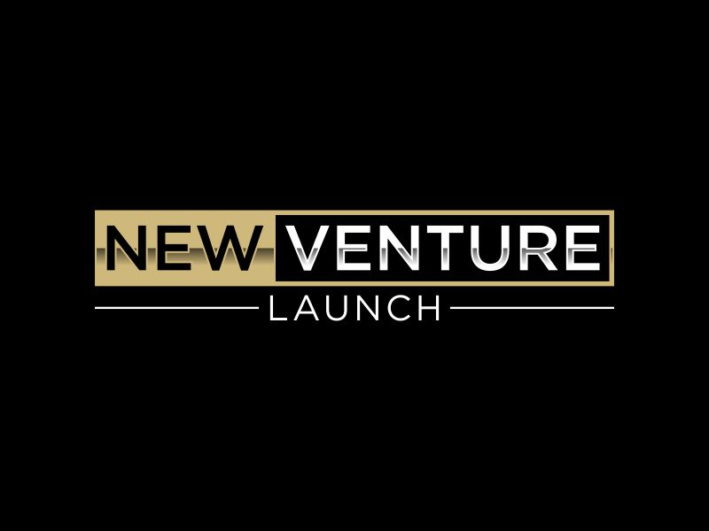 New Venture Launch logo design by aflah