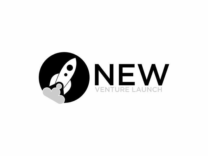 New Venture Launch logo design by vostre