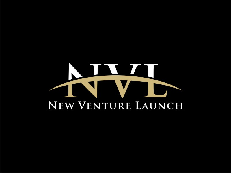 New Venture Launch logo design by alby