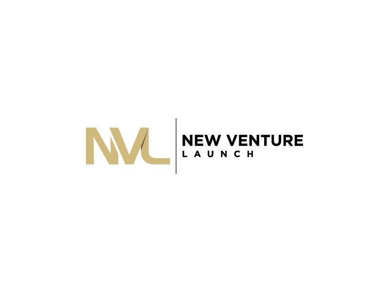 New Venture Launch logo design by torresace