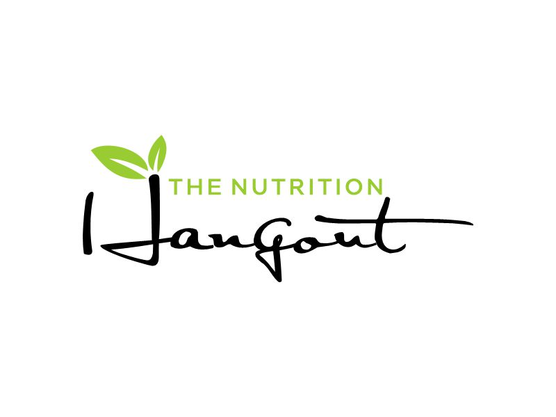The Nutrition Hangout logo design by Gwerth