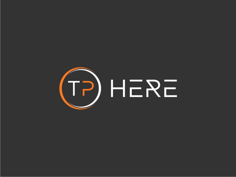 TP HERE logo design by andayani*
