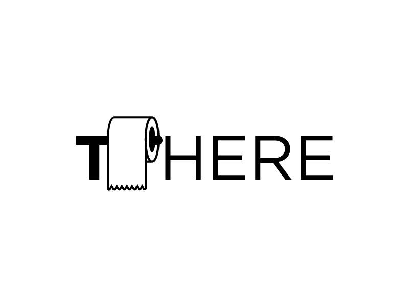 TP HERE logo design by torresace