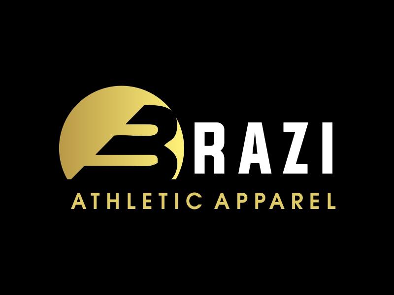 Brazi Athletics logo design by JessicaLopes