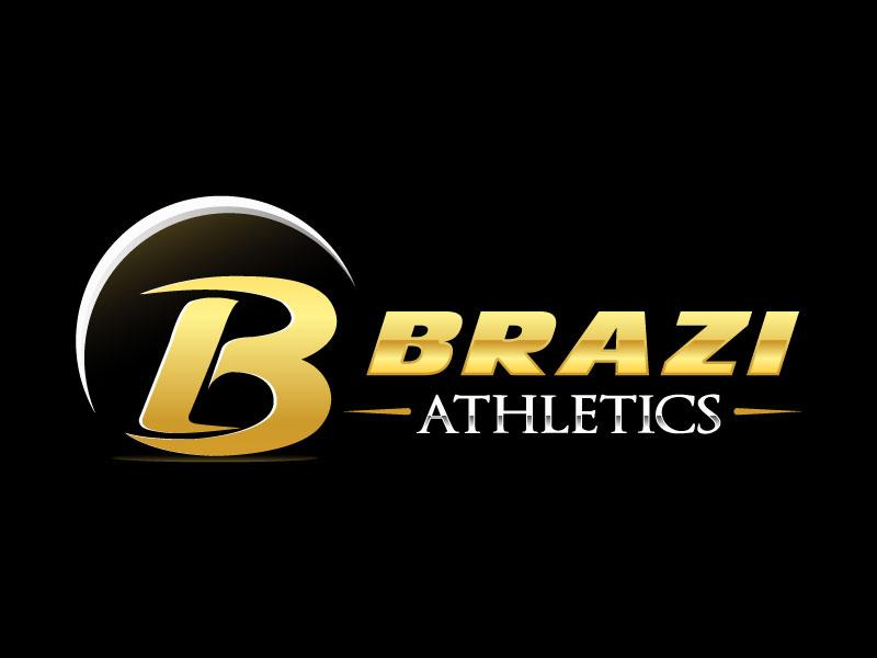 Brazi Athletics logo design by LogoQueen
