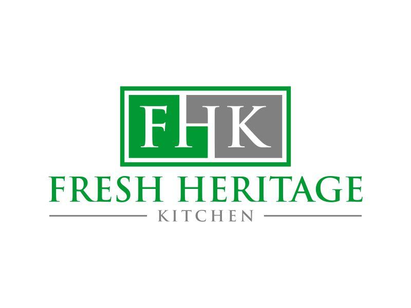 Fresh Heritage Kitchen logo design by p0peye