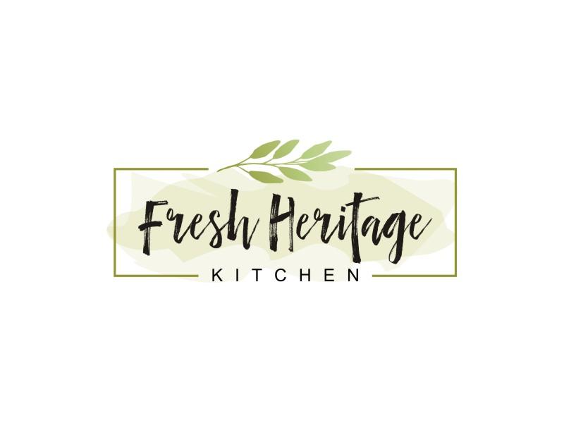Fresh Heritage Kitchen logo design by coco