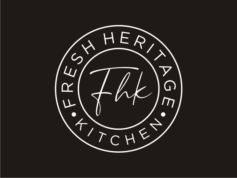 Fresh Heritage Kitchen logo design by Arto moro