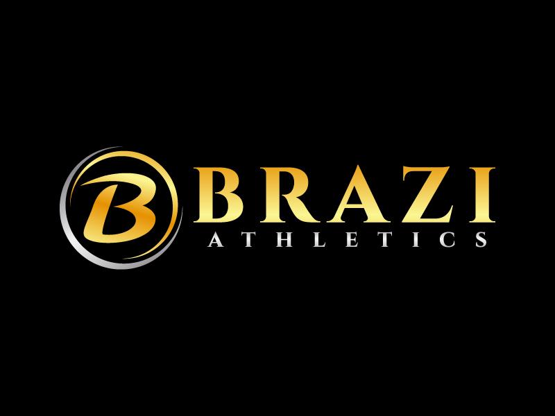 Brazi Athletics logo design by jaize