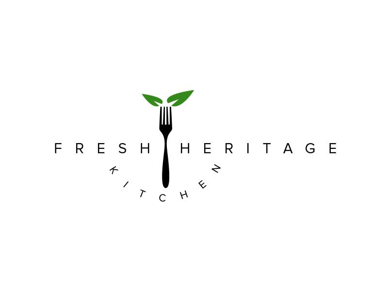 Fresh Heritage Kitchen logo design by czars