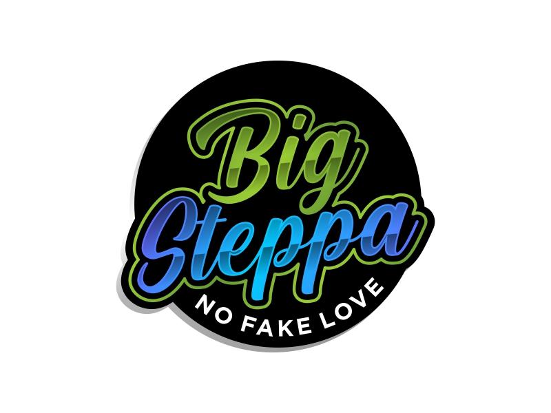Big Steppa logo design by IrvanB