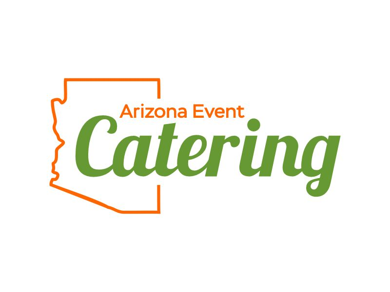 Arizona Event Catering logo design by Gwerth