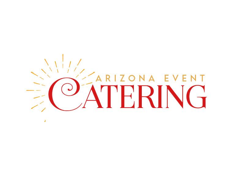 Arizona Event Catering logo design by kunejo