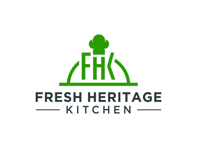 Fresh Heritage Kitchen logo design by HERO_art 86
