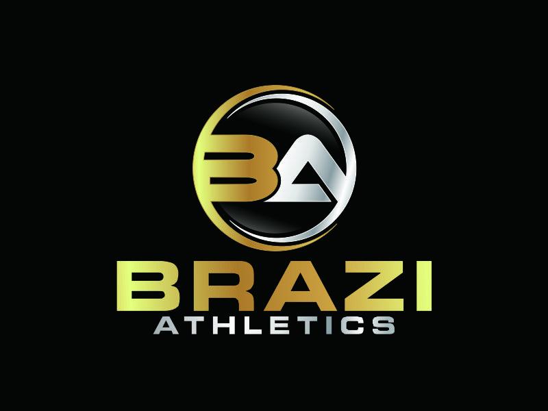 Brazi Athletics logo design by bismillah