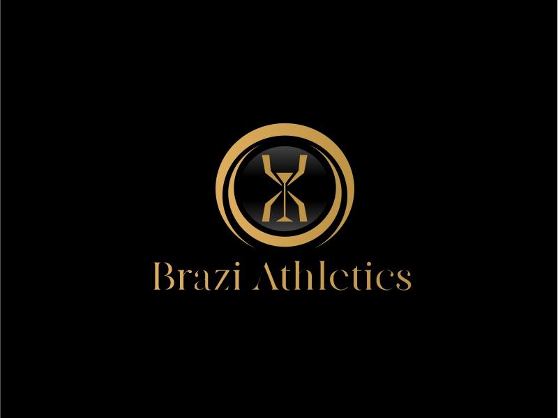 Brazi Athletics logo design by Greenlight