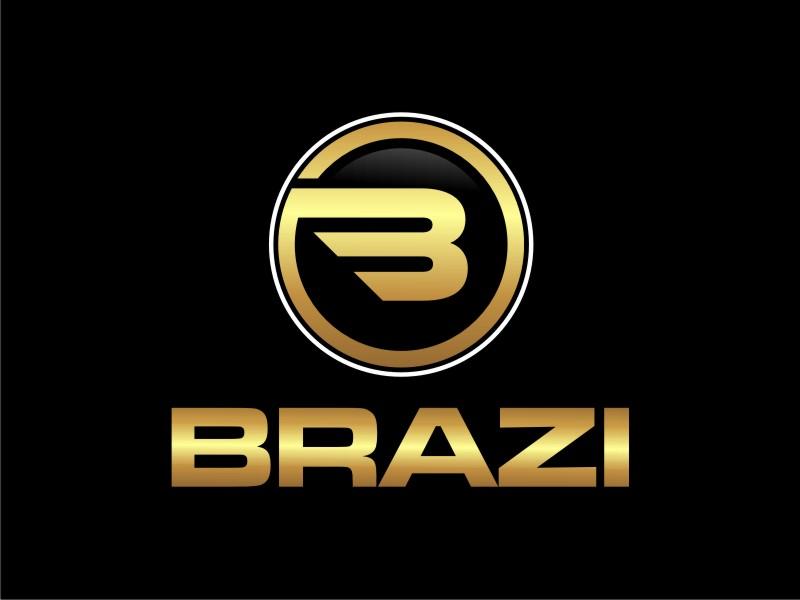 Brazi Athletics logo design by sheila valencia