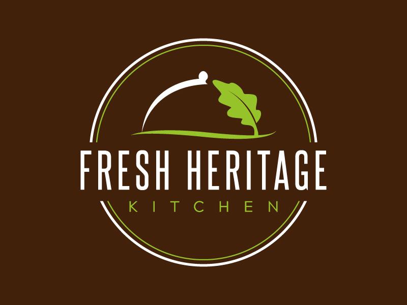 Fresh Heritage Kitchen logo design by jaize