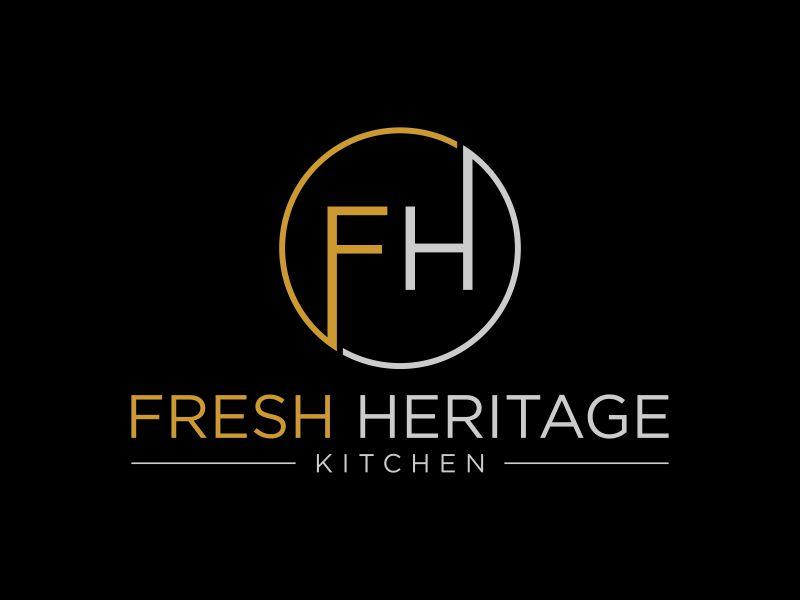 Fresh Heritage Kitchen logo design by mukleyRx