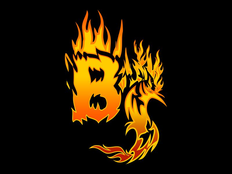 Big Steppa logo design by savana