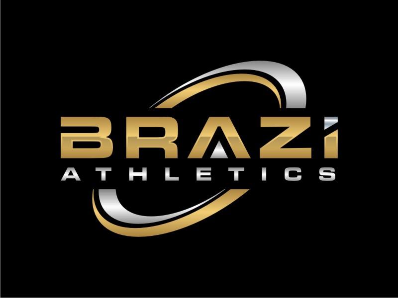 Brazi Athletics logo design by Arto moro