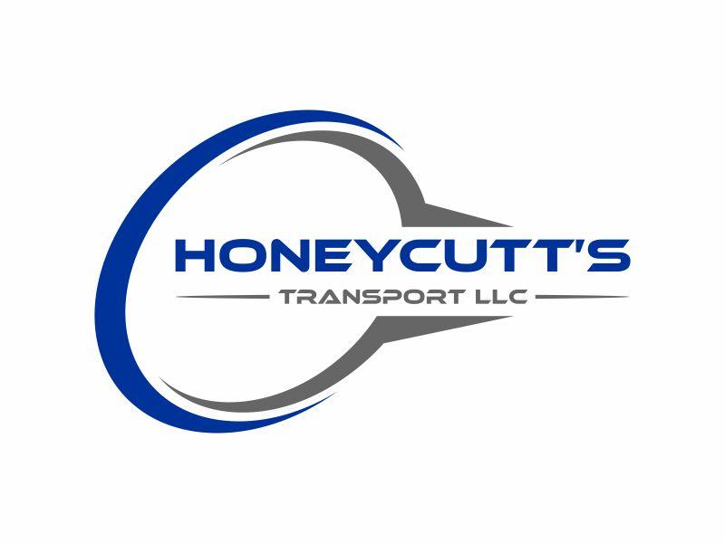 Honeycutt's Transport LLC logo design by kurnia