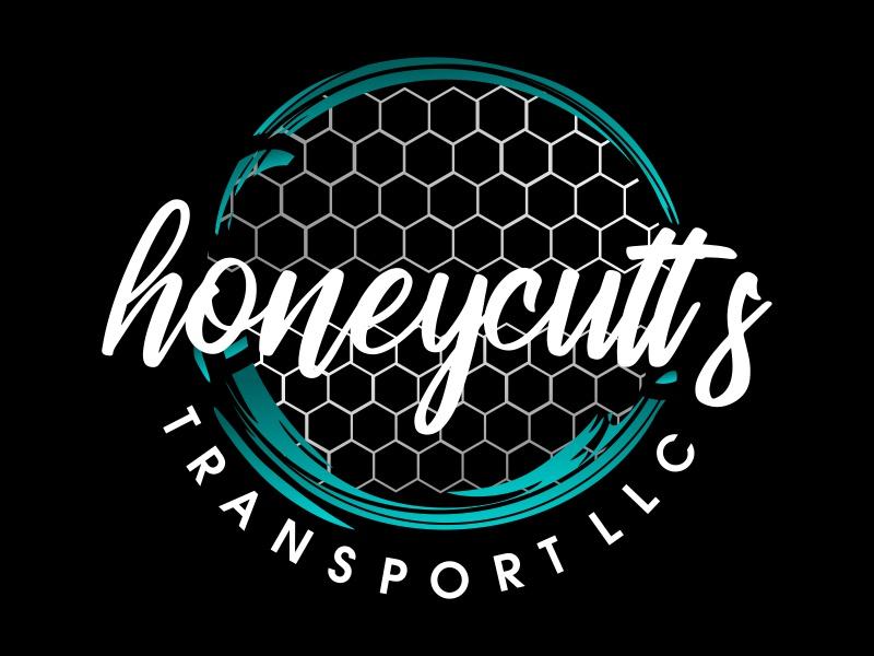 Honeycutt's Transport LLC logo design by JessicaLopes